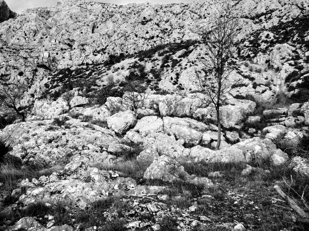 Biokovo trail